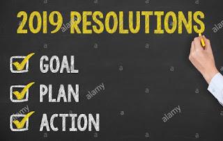 Resolusi Tahun Baru 2019 Blogger: Meningkatkan Jumlah Pengunjung