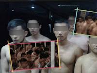 Bikin Merinding! Ini 5 Fakta Mengerikan Pesta Homo di Jakarta dengan Peserta 141 Pria Gay, Nomor 4 Paling Miris