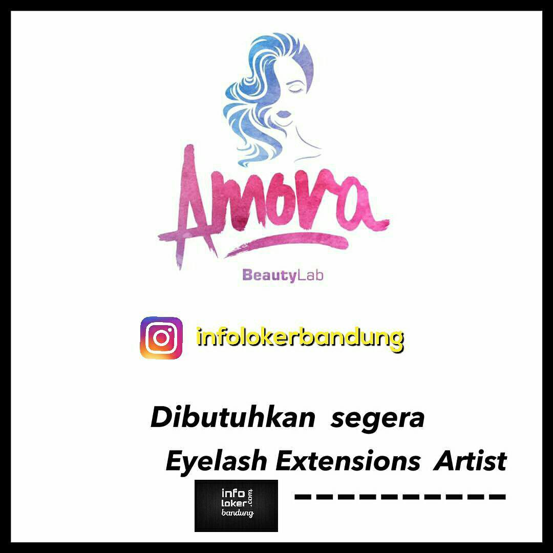 Lowongan Kerja Amora Beuty Lab Bandung Juni 2017