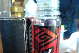 Review Liquid The Totem Antang - Vanilla Custard
