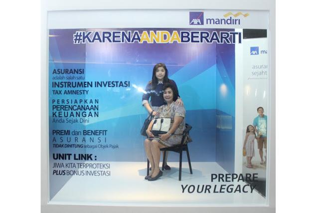+0856-4020-3369 ; Jasa Photobooth Semarang ~Gathering Customer Axa Mandiri~