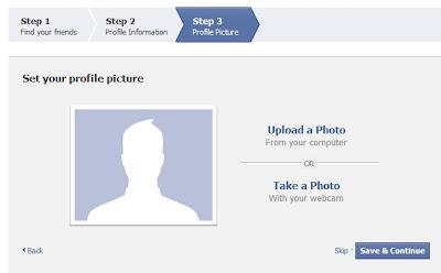 facebook profile creates