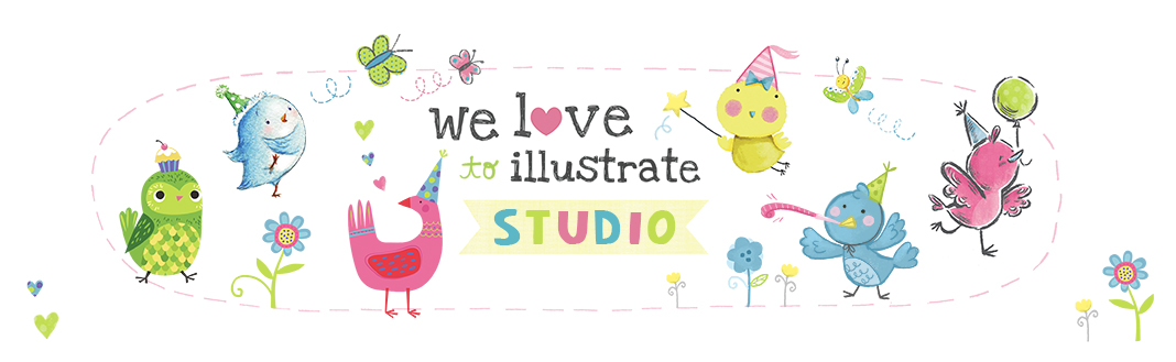 We Love to Illustrate