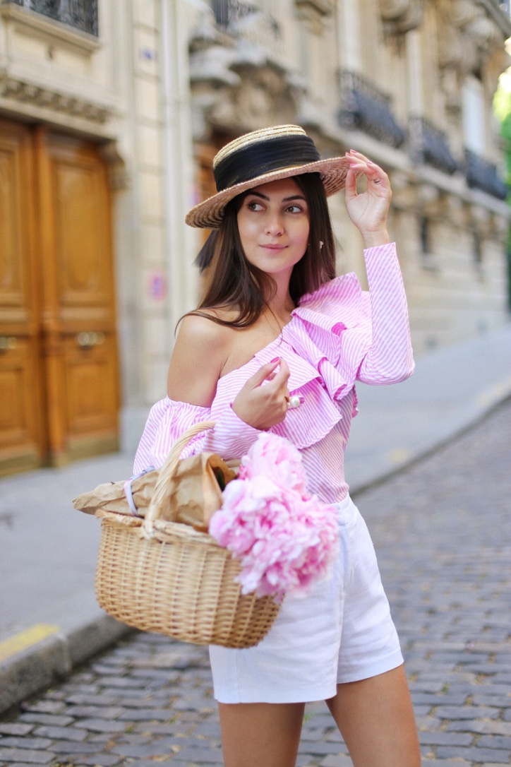 style blogger from paris