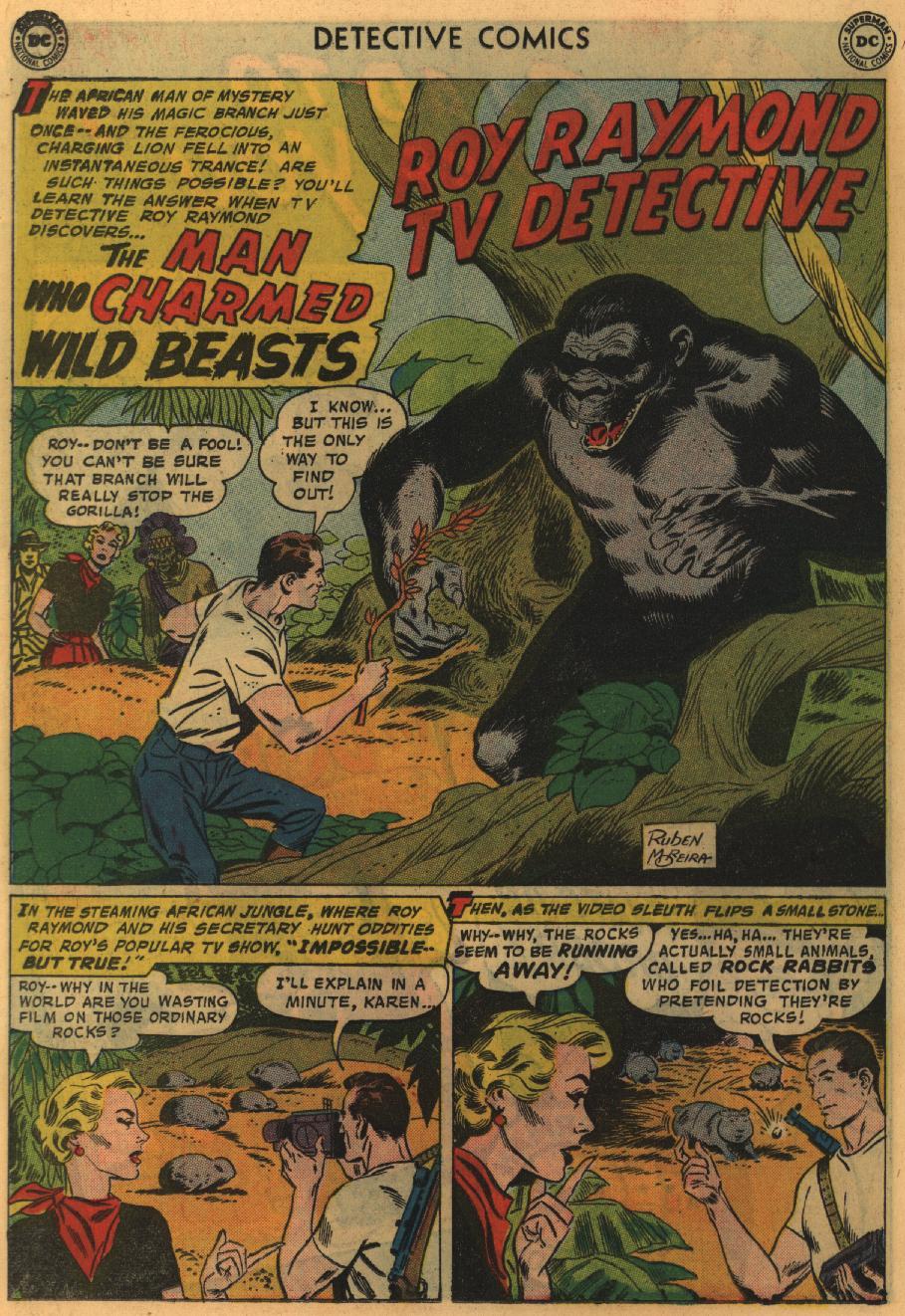 Detective Comics (1937) 256 Page 17