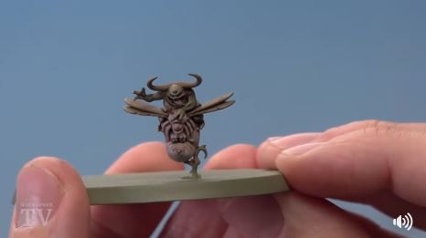 New Nurgling Revealed in the 300th Painting Video