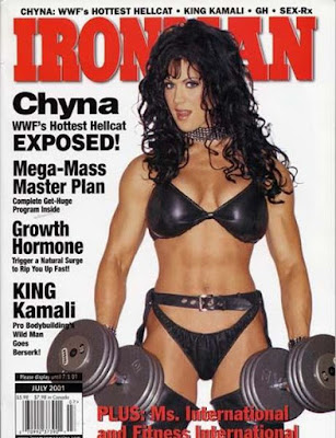 When Chyna Was Everywhere