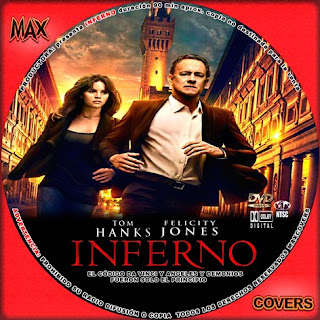 INFERNO GALLETA MAXCOVERS