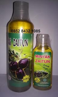 Jual Khasiat Manfaat Kapsul Minyak Cair Zaitun Murni Asli Original