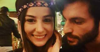 Serkan Cayoglu e Ozge Gurel stanno insieme