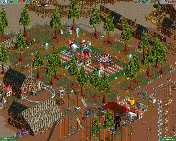 Download Roller Coaster Tycoon 2 Full Version
