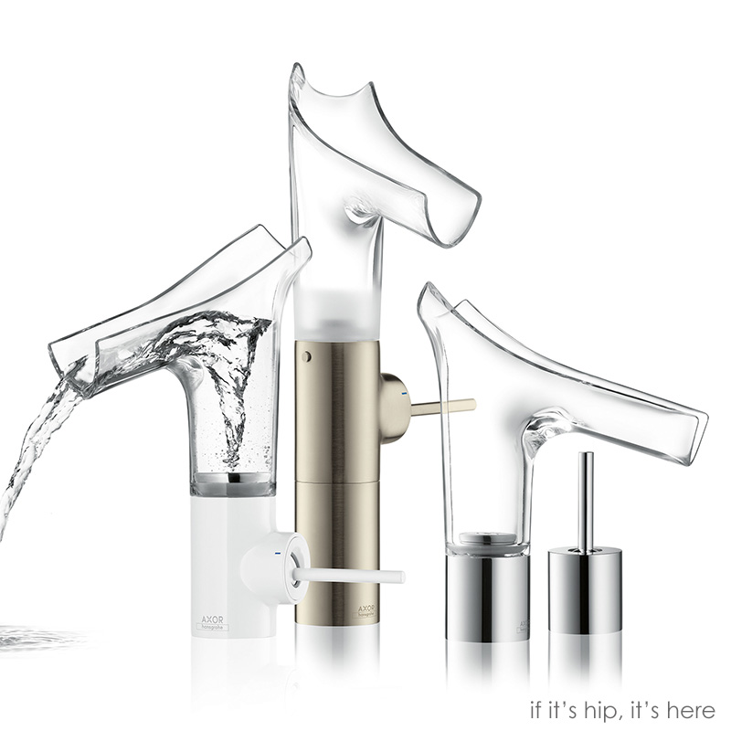 Axor+Starck+V+hero+IIHIH White Kitchen Faucets Pull Out