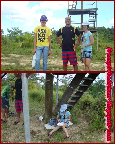 Danao Danasan Eco Adventure Park, Rope Course