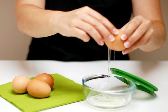 طريقة طبخ البيض الصحيحة