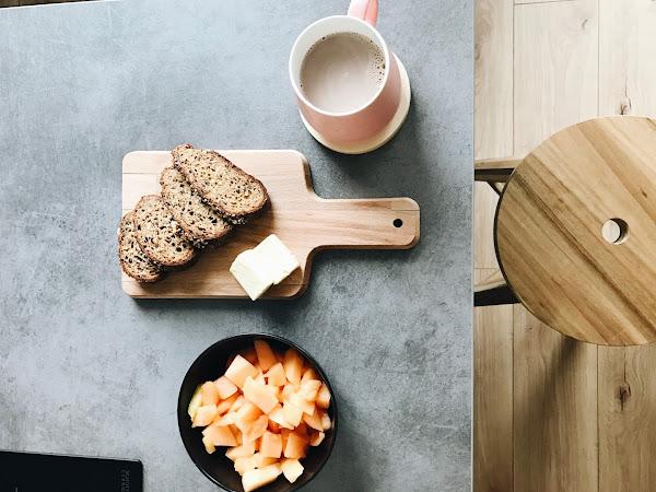 Zajtrk: hitro in preprosto