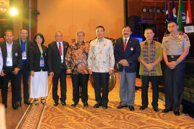 Menpora di Kongres PSSI