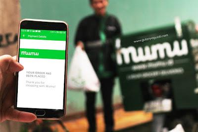 Kemudahan Beli Makanan Di Toko Online MUMU