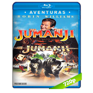 Jumanji (1995) BRRip 720p Audio Dual Latino-Ingles
