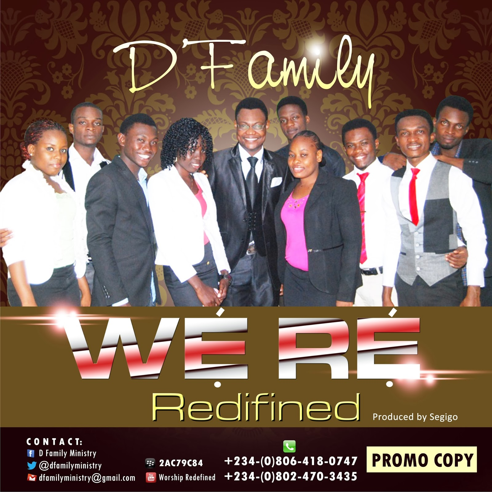Music: Were Loba Mi Se Redefined - D Family [Download