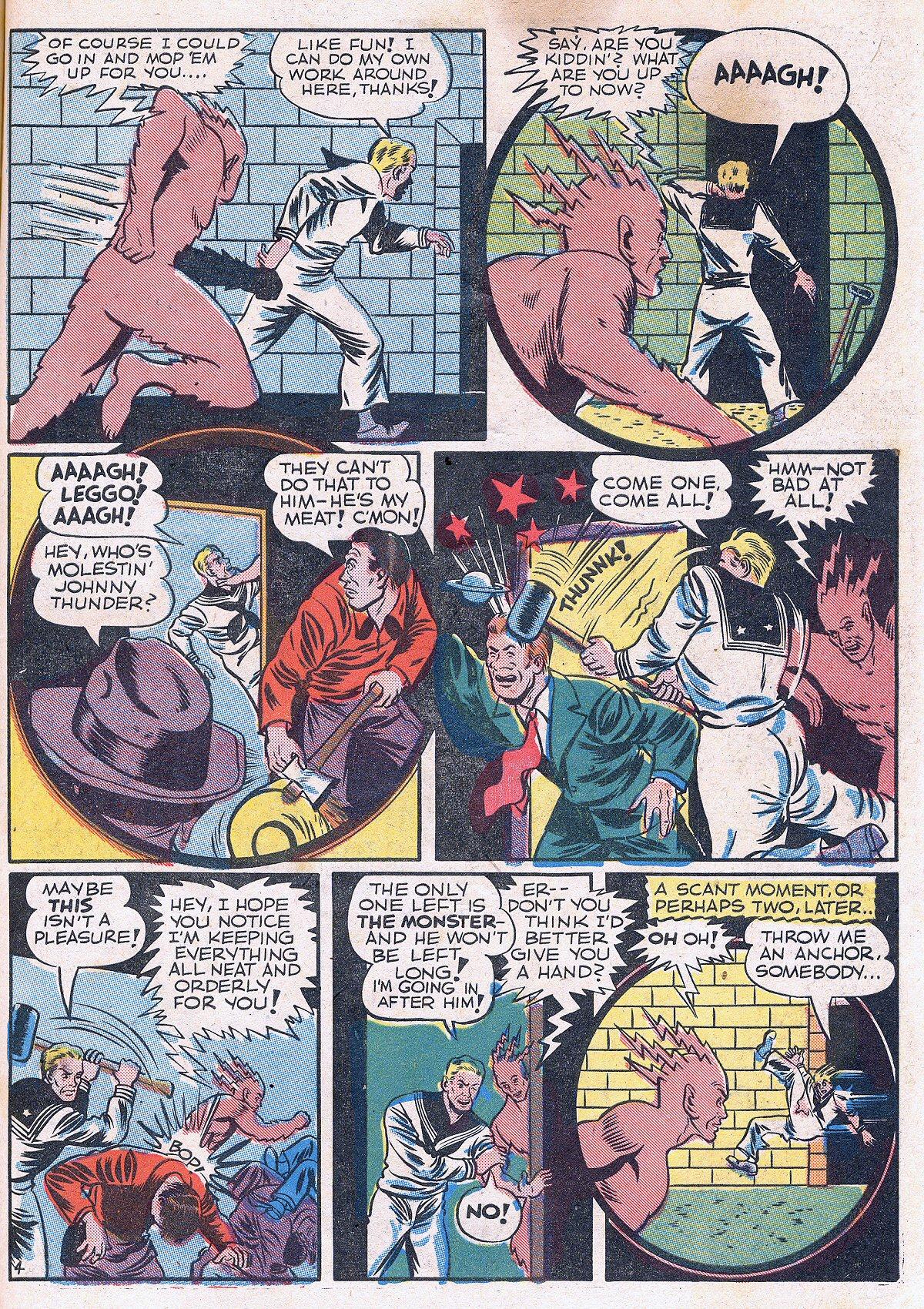 Read online All-Star Comics comic -  Issue #20 - 46