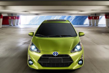 Toyota Prius C Specifications 2017