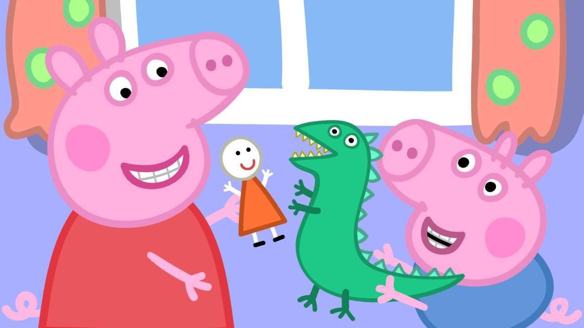 NickALive!: Peppa Pig Inspiring American Kids to Speak ...