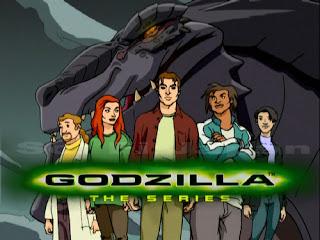 Ver Godzilla, La Serie Animada (1998), Online Latino