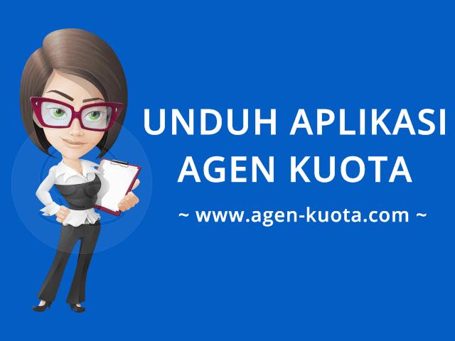 Aplikasi Android dan iOS Untuk Jualan Agen Kuota Pulsa Termurah dan Terbaik Dari Agen-Kuota.com