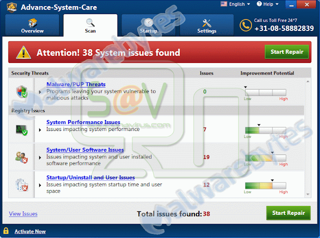 Advance-System-Care (Falso optimizador)