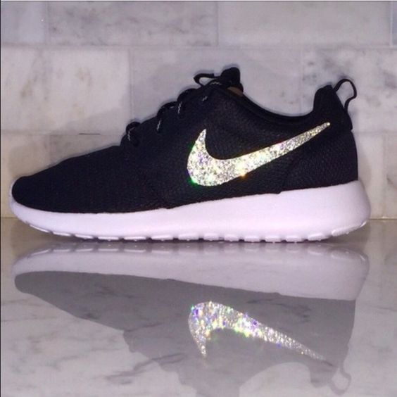 swarovski nike shoes