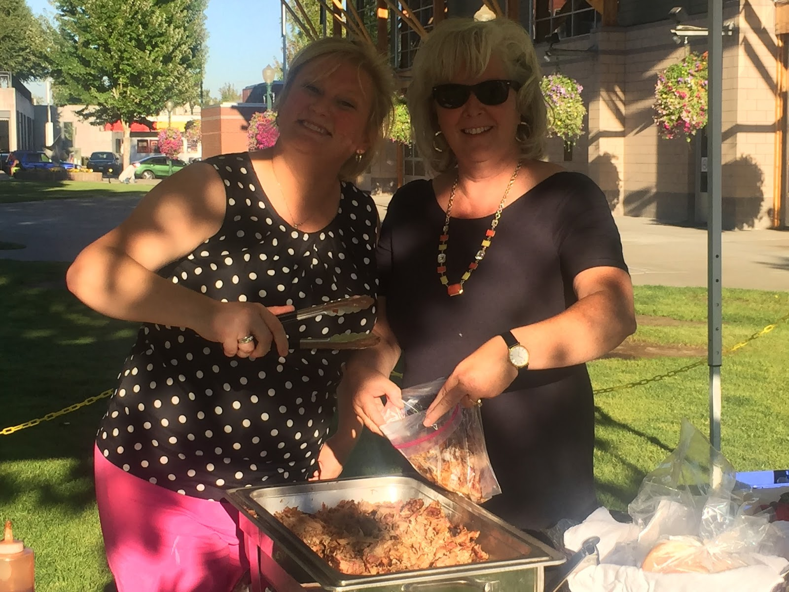 Puyallup Sumner Chamber Of Commerce August 2015