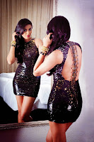 Kavya Shetty Hot Portfolio Photo Shoot HeyAndhra
