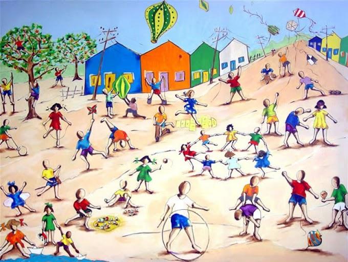 Brincadeiras do Folclore Brasileiro