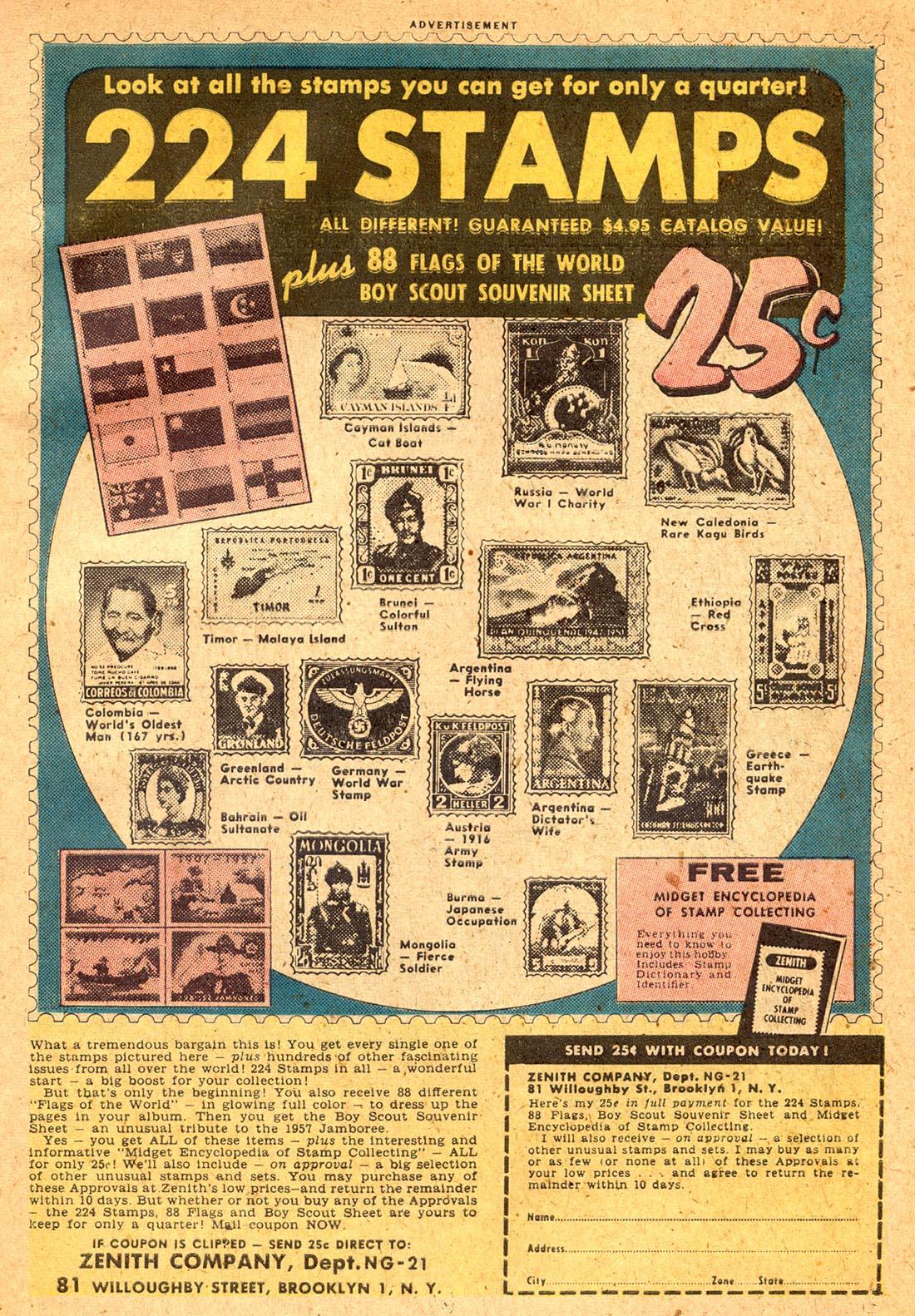 Read online Detective Comics (1937) comic -  Issue #255 - 33