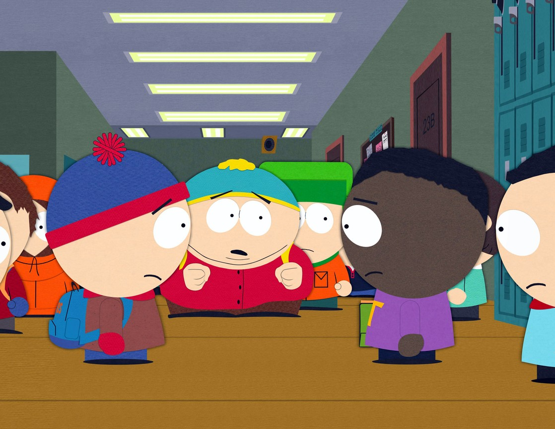 South Park - Season 11 Episode 01: With Apologies to Jesse Jackson