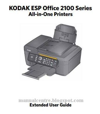 Kodak ESP Office 2170 Manual