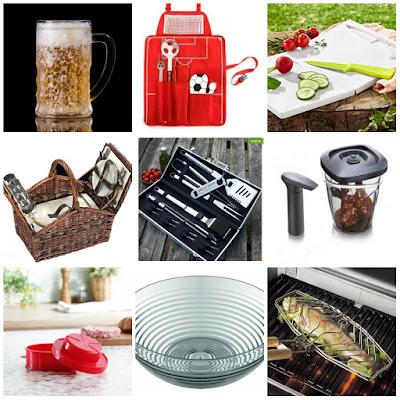 10 niezbędnych akcesoriów na grill i piknik