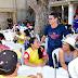 Moradores realizam café da manhã em agradecimento a David Almeida
