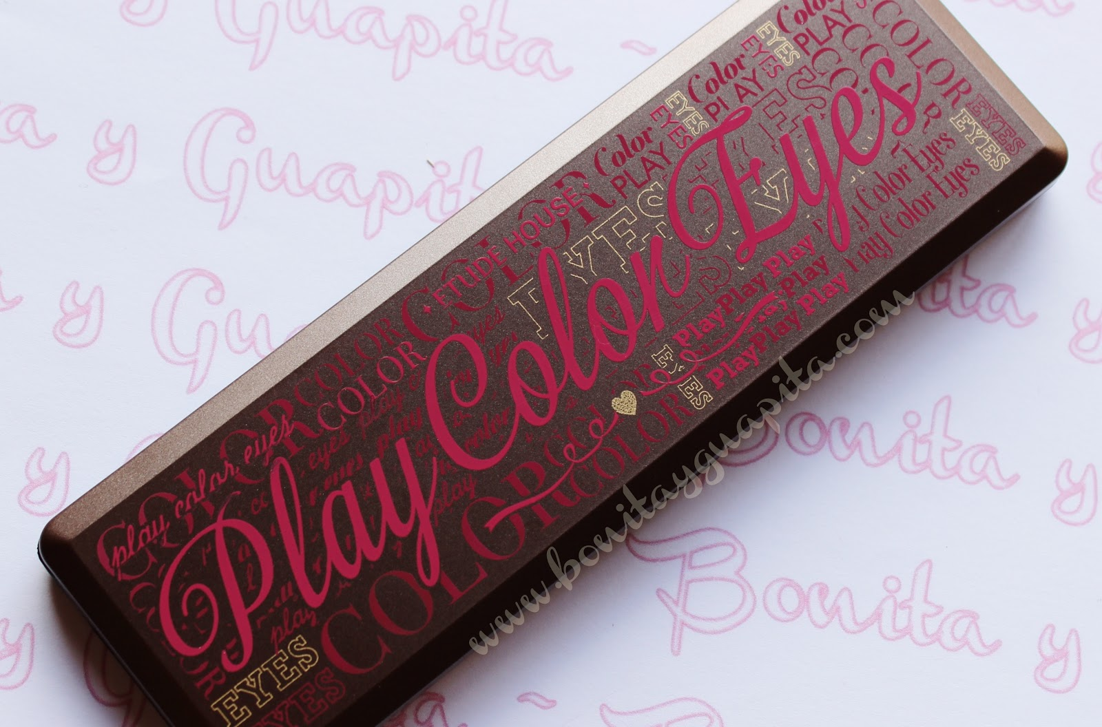 play color eyes etude house