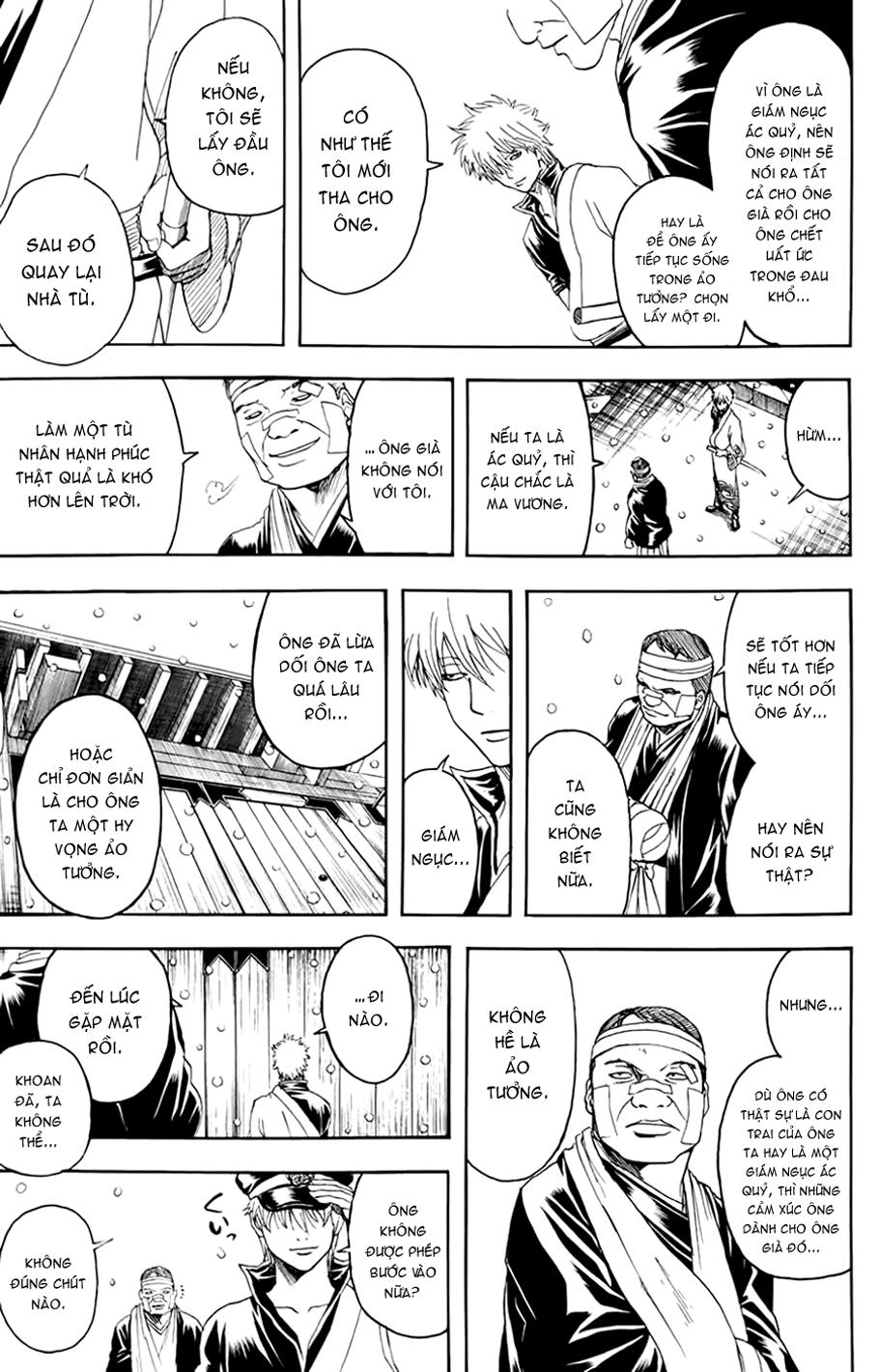 Gintama Chap 342 page 18 - Truyentranhaz.net