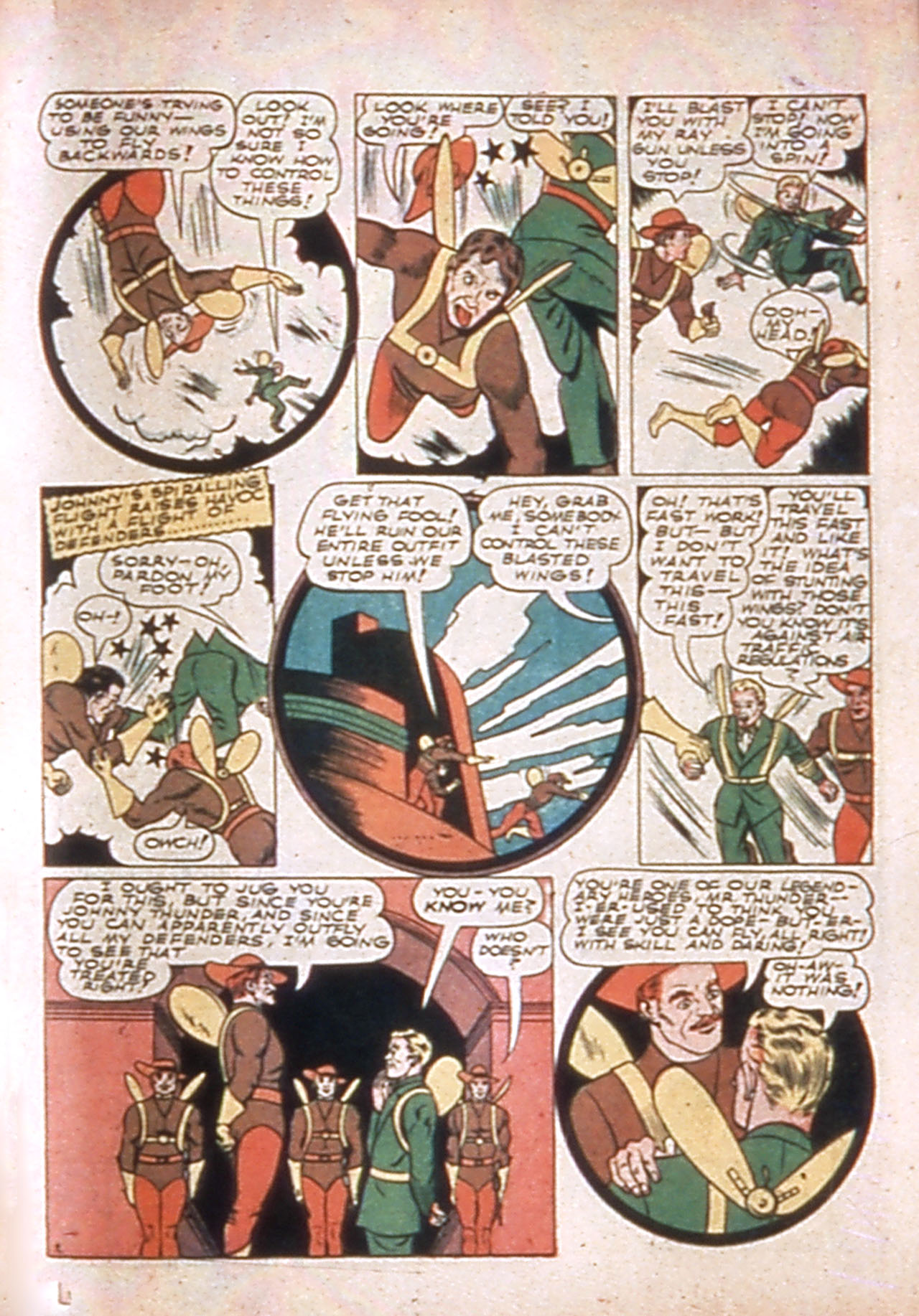 All-Star Comics (1940) issue 10 - Page 58