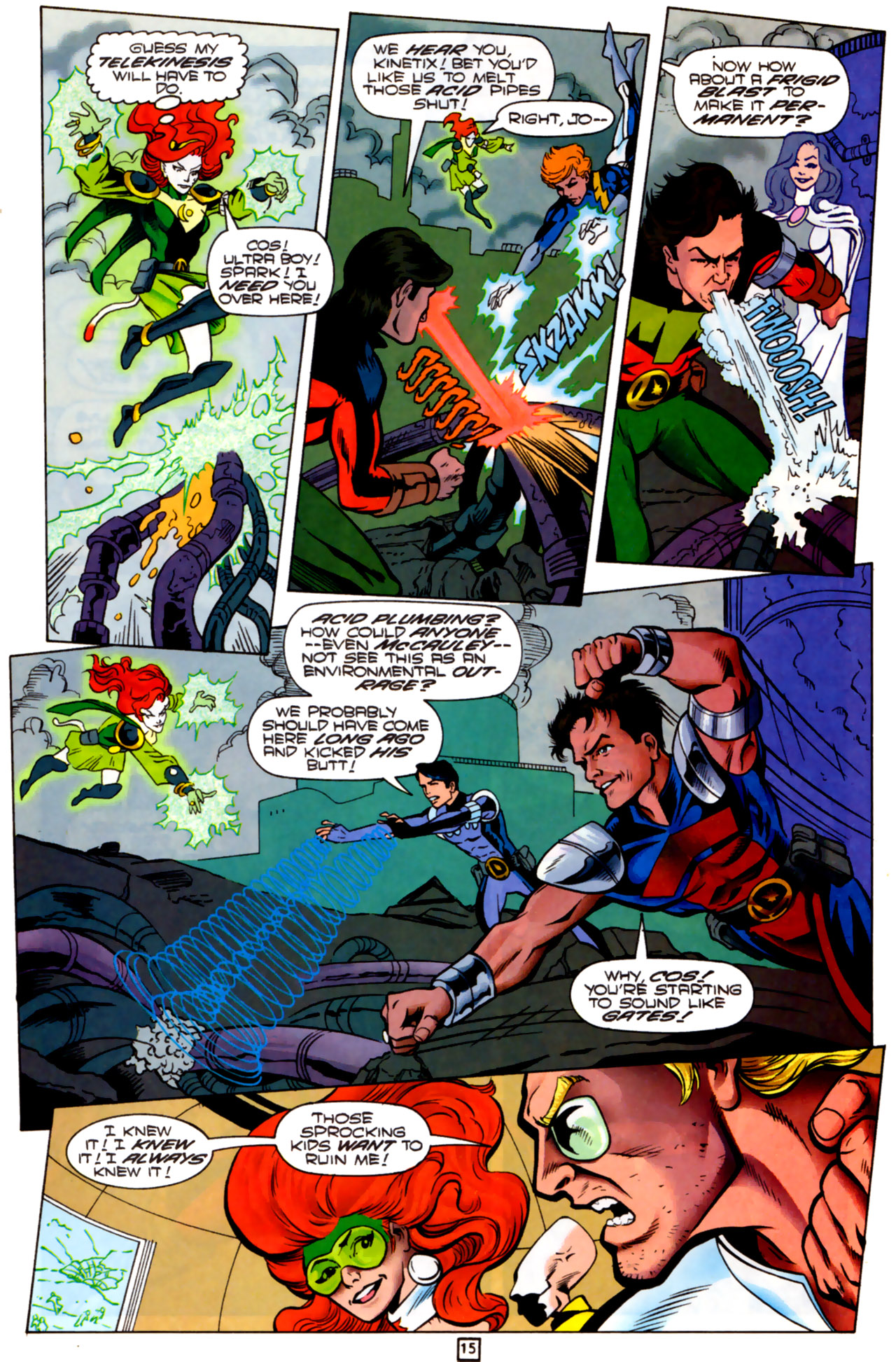 Legion of Super-Heroes (1989) 83 Page 14