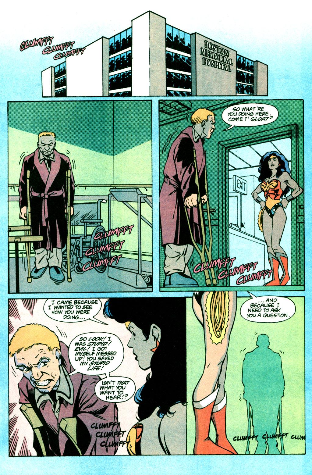 Read online Wonder Woman (1987) comic -  Issue #77 - 12