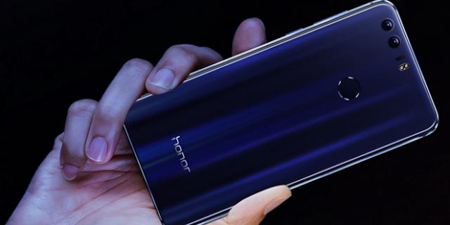الكشف رسميا عن هاتف هواوي الجديد Honor Note 8
