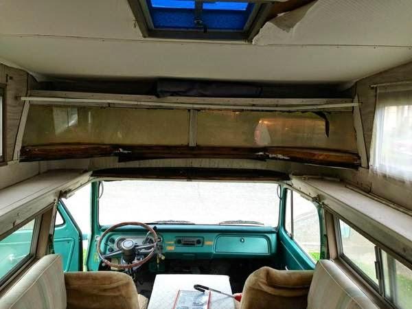 Used RVs 1968 Chevrolet Camper Van, Kamp King Koach For ...