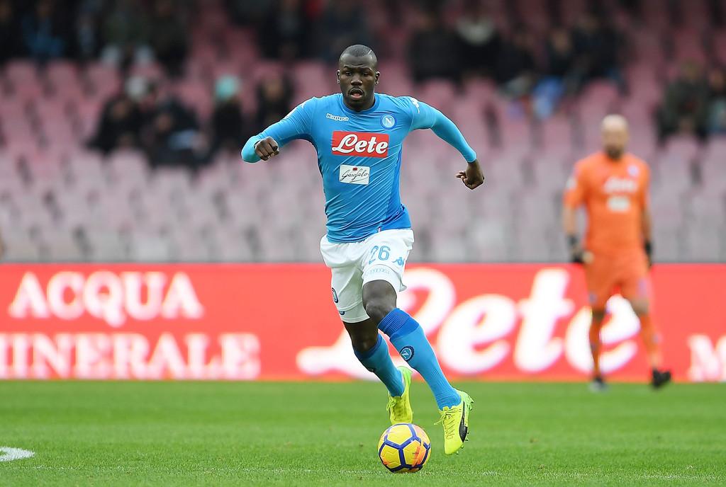 Koulibaly-cầu thủ mà đội bóng nào cũng thèm khát