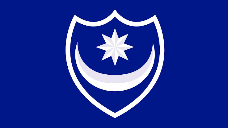 New Portsmouth Fc Crest Presented Footy Headlines