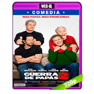 Guerra de papás 2 (2017) WEB-DL 720p Audio Dual Latino-Ingles