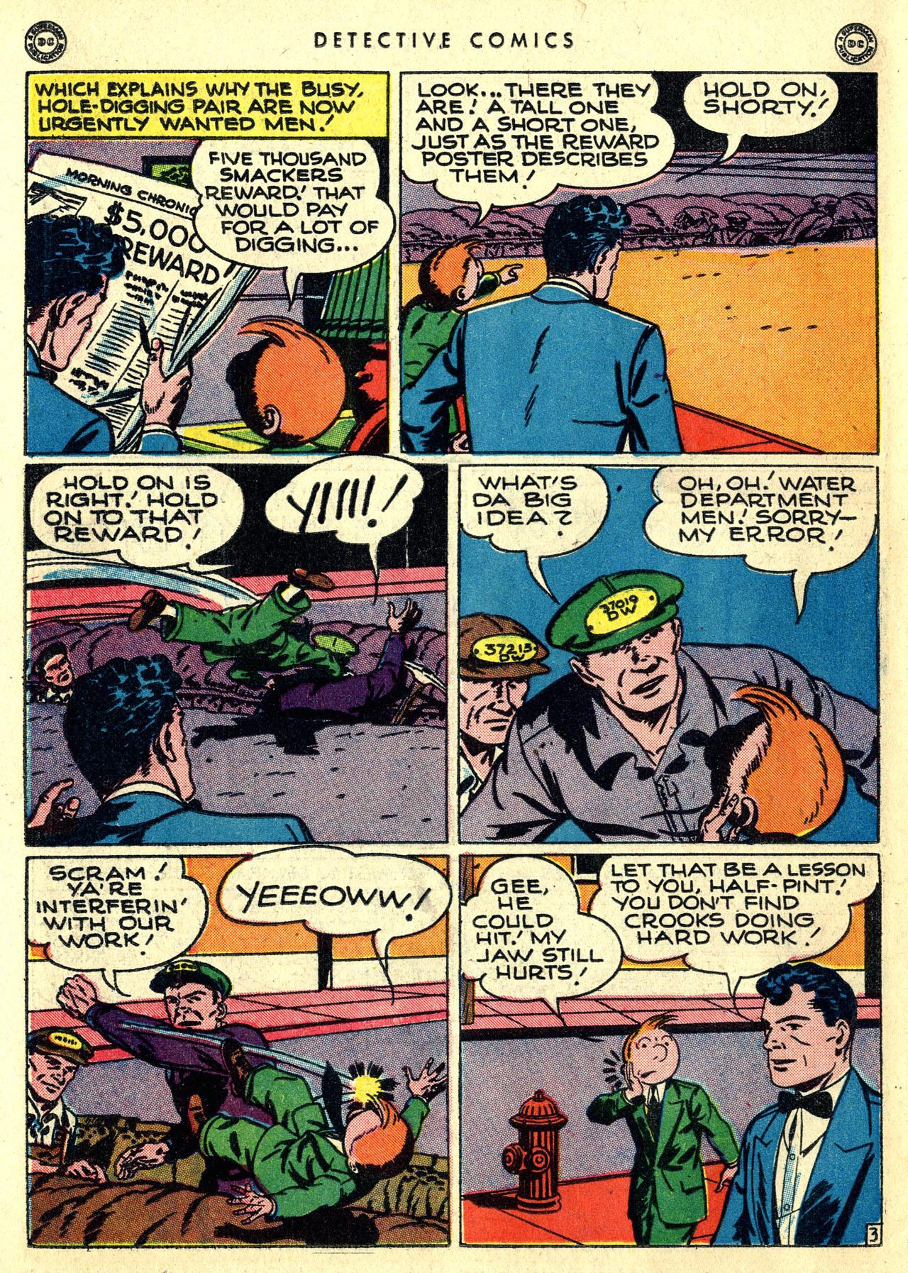 Read online Detective Comics (1937) comic -  Issue #119 - 18