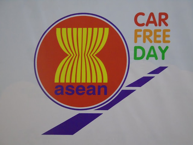 logo asean car free day